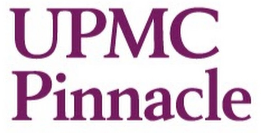 UPMC Pinnacle Sponsor Logo
