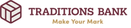 Traditions Bank Sponsor Logo