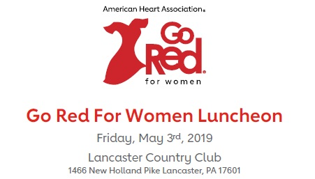 GRFW Event - Lancaster Country Club